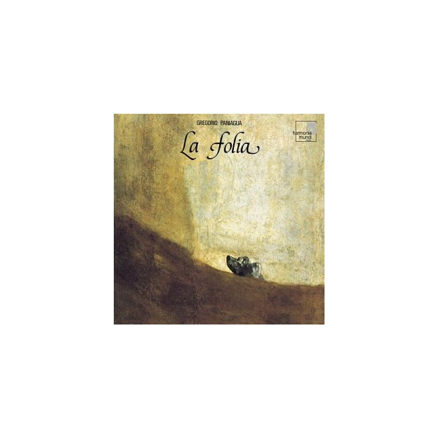 Disque vinyle La Folia de la Spagna - HM1050
