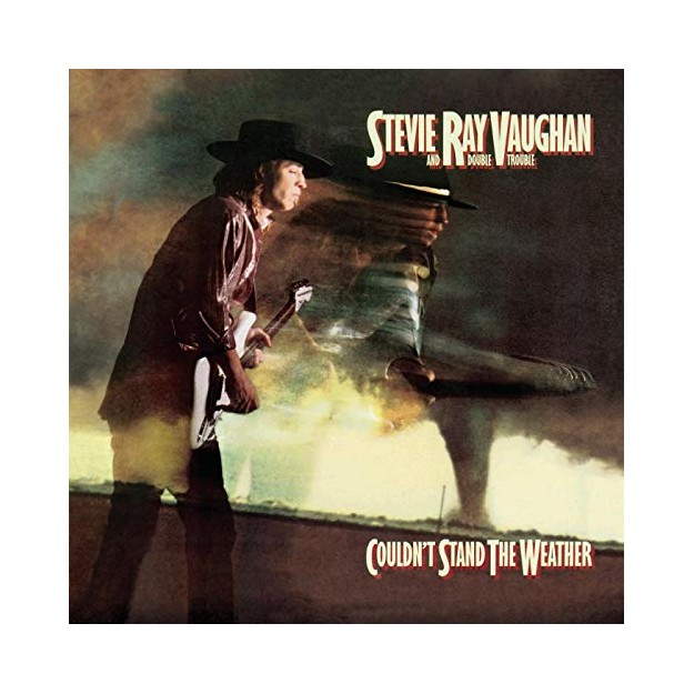 Disque vinyle Stevie Ray Vaughan - Couln't Stand the Weather - AN39304