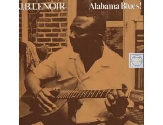 Disque vinyle J.B Lenoir - Alabama Blues - LR42001
