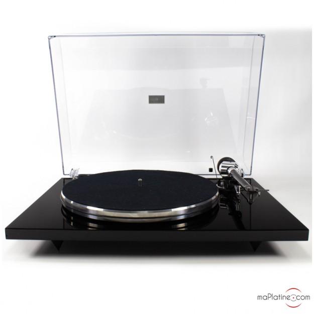 Platine vinyle d'occasion EAT Prelude avec Ortofon 2M Silver