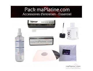 Pack d'accessoires d'entretien Essentiel