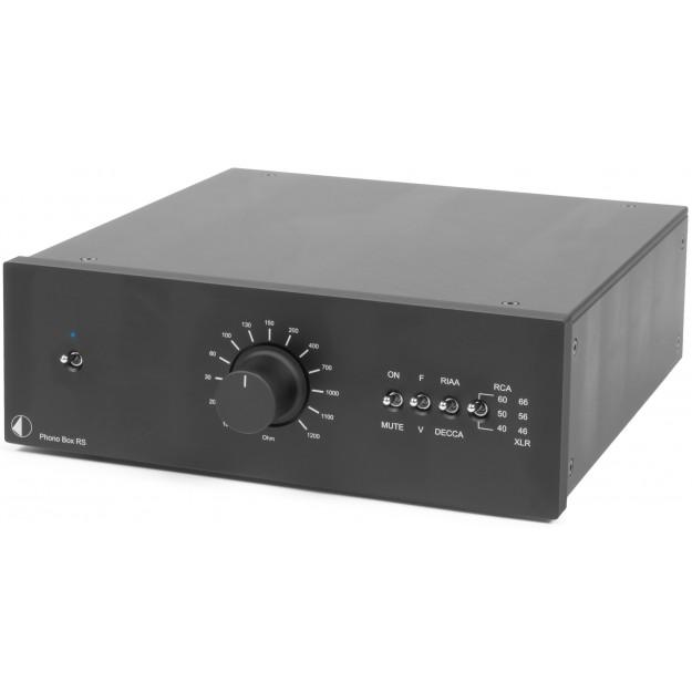 Préamplificateur phono Pro-Ject Phono Box RS