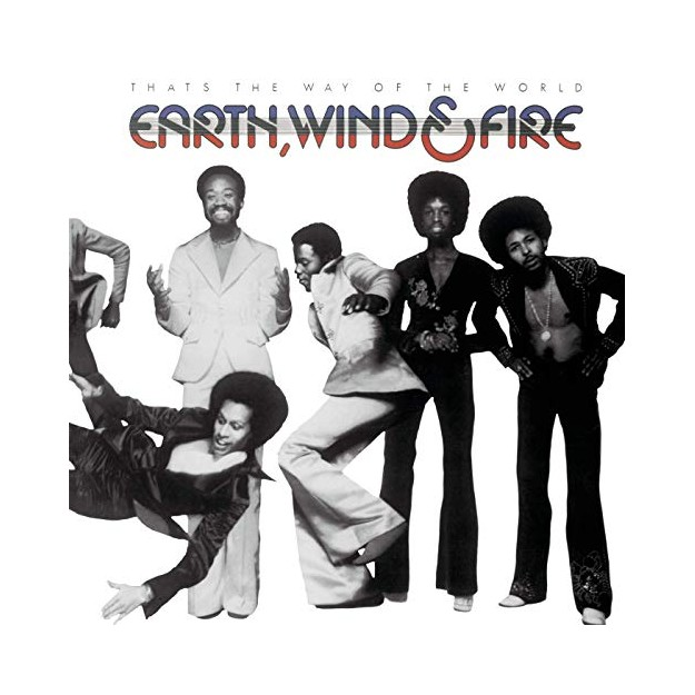 Disque vinyle Earth, Wind & Fire - That's The Way Of The World