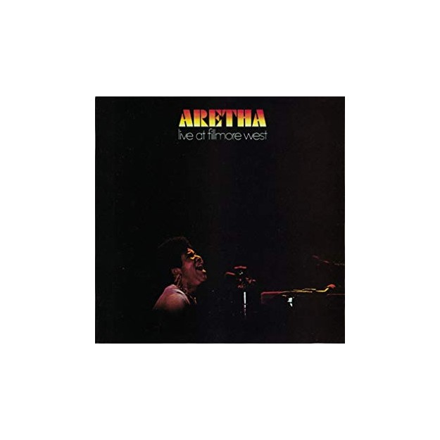 Disque vinyle Aretha Franklin - Live at Fillmore West