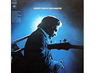 Disque vinyle Johnny Cash - At St Quentin - CS9827