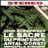 Disque vinyle Stravinsky - Le Sacre du Printemps (par Dorati) - SR90253