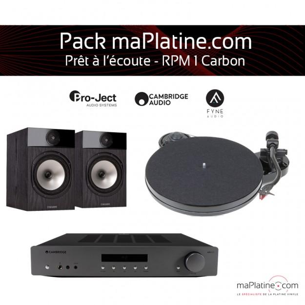 Pack Prêt à l'écoute RPM 1 Carbon
