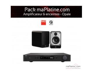 Pack ampli & enceinte - Opale