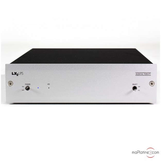 Préamplificateur phono Musical Fidelity LX2-LPS