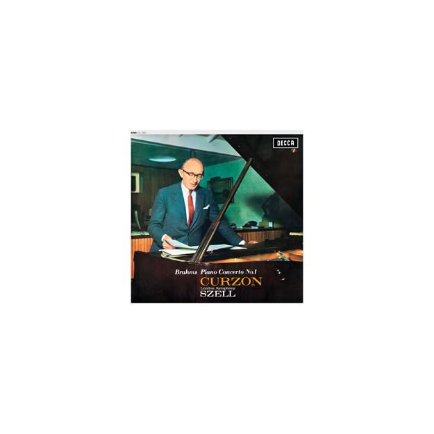 Disque vinyle Brahms - Piano Concerto n°1 Curzon - SXL6023