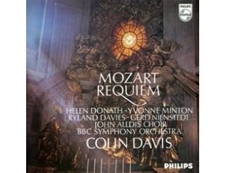 Disque vinyle Mozart - Requiem (par Colin Davis)