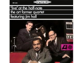 Disque vinyle The Art Farmer Quarter - Live at the Half-Note