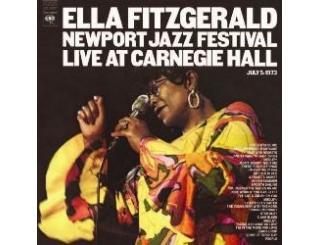 Disque vinyle Ella Fitzgerald - At Newport - 2LP