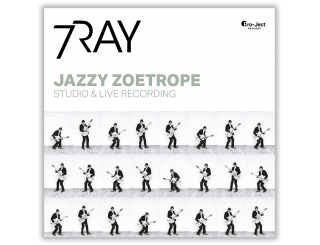 Disque vinyle 7RAY feat. Triple Ace - Jazzy Zoetrope