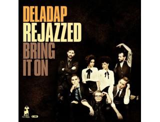 Disque vinyle DelaDap - ReJazzed