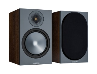 Enceintes de bibliothèque Monitor Audio Bronze 100
