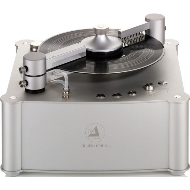 Machine à laver les disques Clearaudio Double Matrix Pro Silver