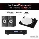 Pack prêt à l'écoute - X1 Premium