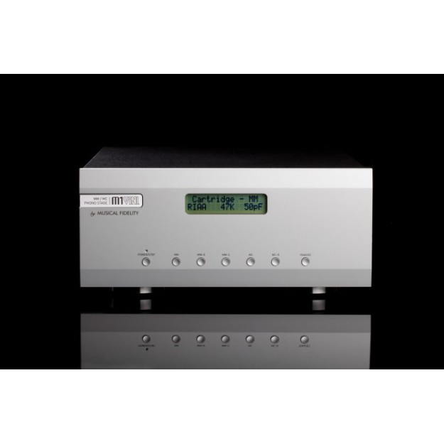 Préamplificateur phono MUSICAL FIDELITY M1 VINL