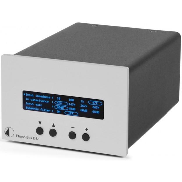 Préamplificateur Pro-Ject Phono Box DS +