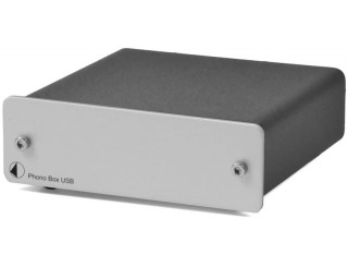 Préamplificateur phono Pro-Ject Phono Box USB DC