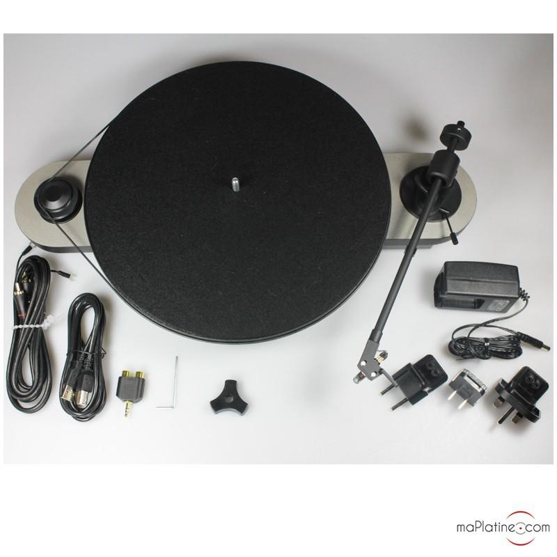 platine vinyle manuelle pro ject elemental phono usb. Black Bedroom Furniture Sets. Home Design Ideas