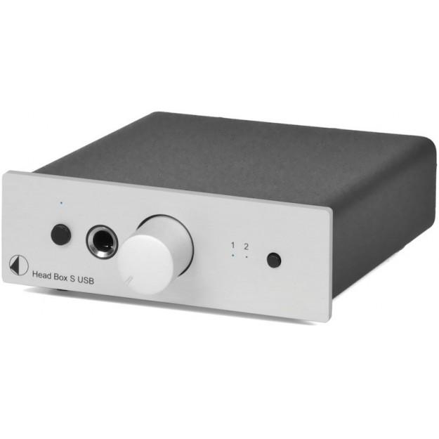 Amplificateur casque Pro-Ject Head Box S USB