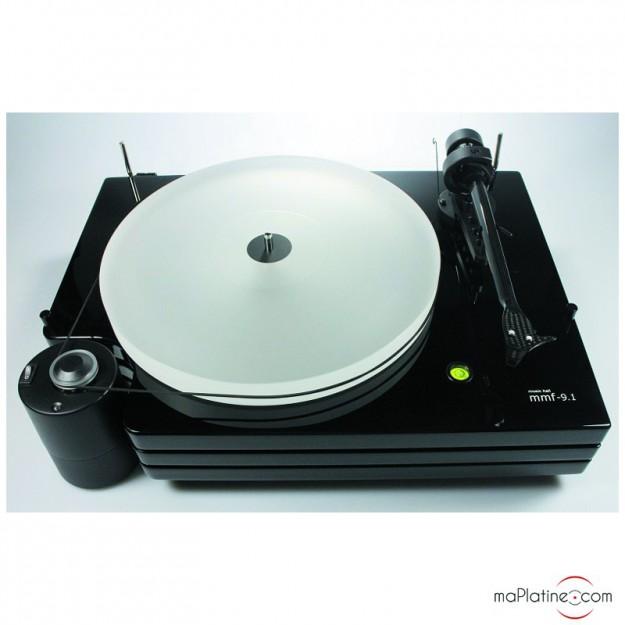 Platine vinyle Music Hall MMF-9.1 avec CELLULE