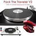 Pack Platine Vinyle VPI The Traveler V2