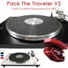 Pack Platine Vinyle VPI The Traveler V2