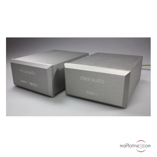 Préamplificateur phono Clearaudio Basic Plus