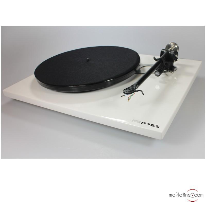 Platine vinyle manuelle rega rp6 couleur blanc ebay - Platines vinyles vintage ...