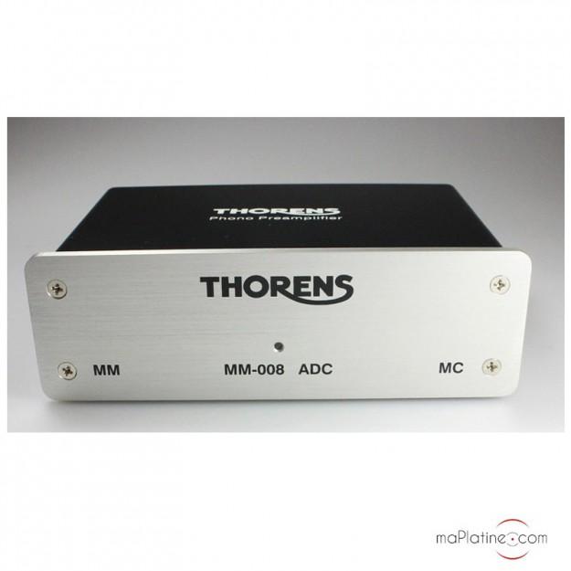 Préamplificateur Phono Thorens MM008 ADC