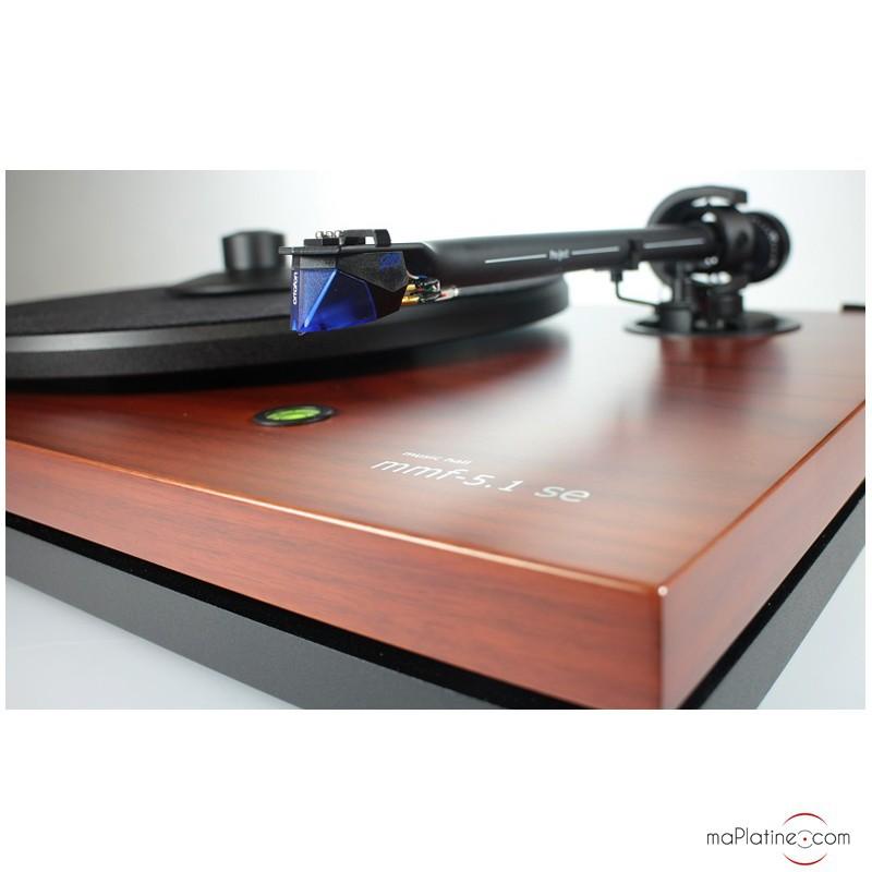 platine vinyle music hall mmf 5 1 se. Black Bedroom Furniture Sets. Home Design Ideas