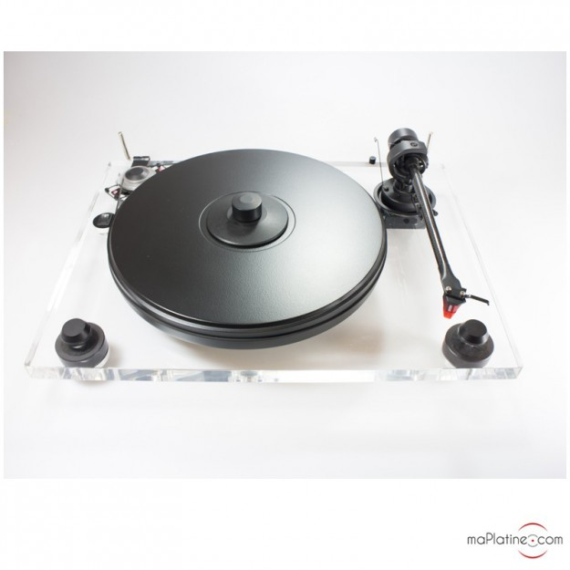 Occasion Platine vinyle Pro-Ject 2-Xperience Acryl