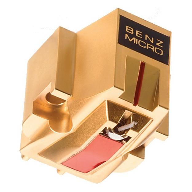 Cellule Benz Micro MC Gold avec accessoires