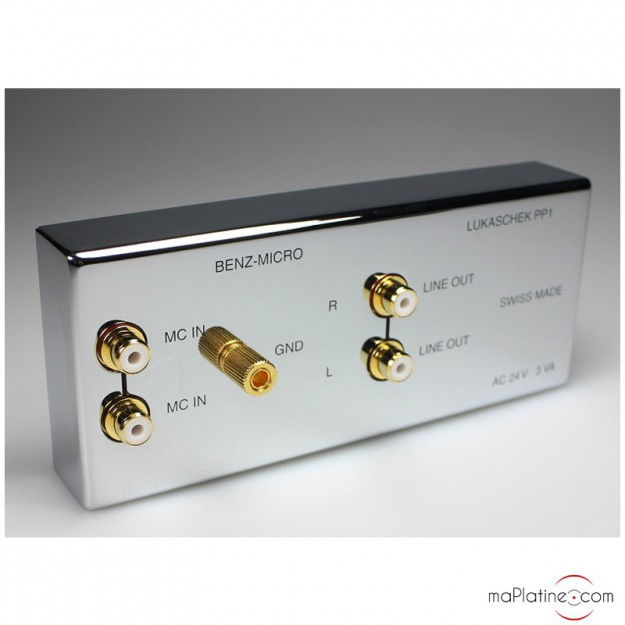 Préamplificateur phono Benz Micro PP-1