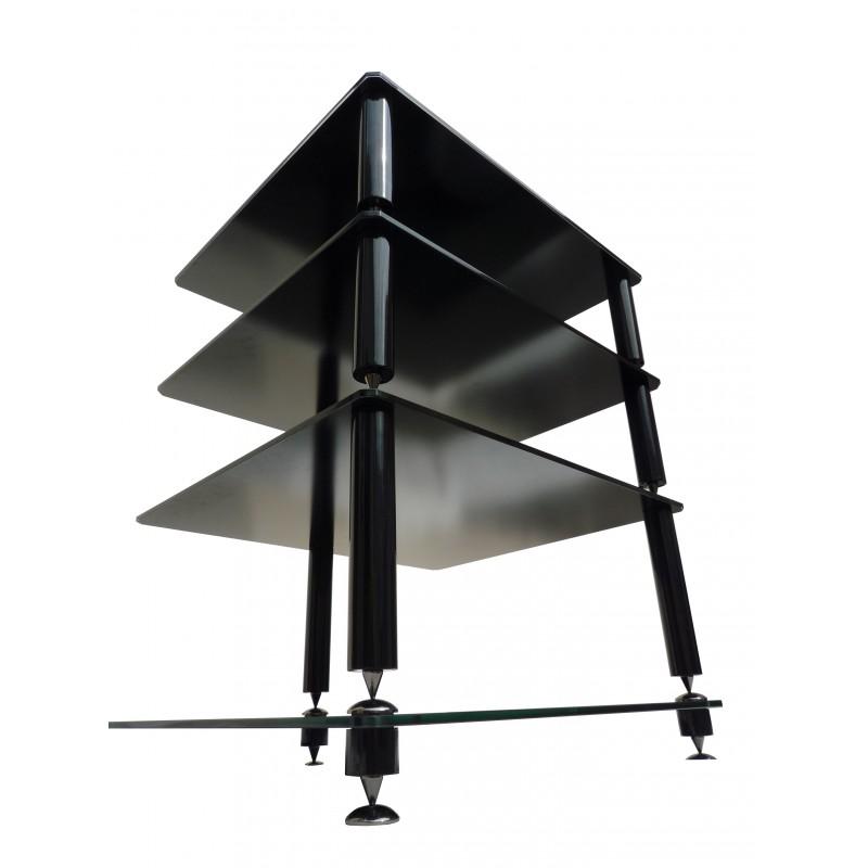 meuble hi fi norstone bergen 2. Black Bedroom Furniture Sets. Home Design Ideas