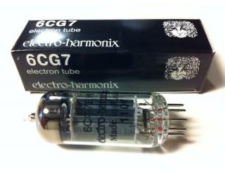 Tube audio double triode 6CG7-6FQ7 Electro Harmonix
