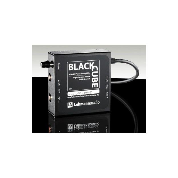 Préamplificateur Phono Lehmann Audio BLACK CUBE