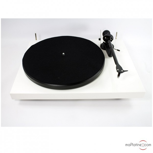 Platine vinyle Pro-Ject Debut Carbon White occasion