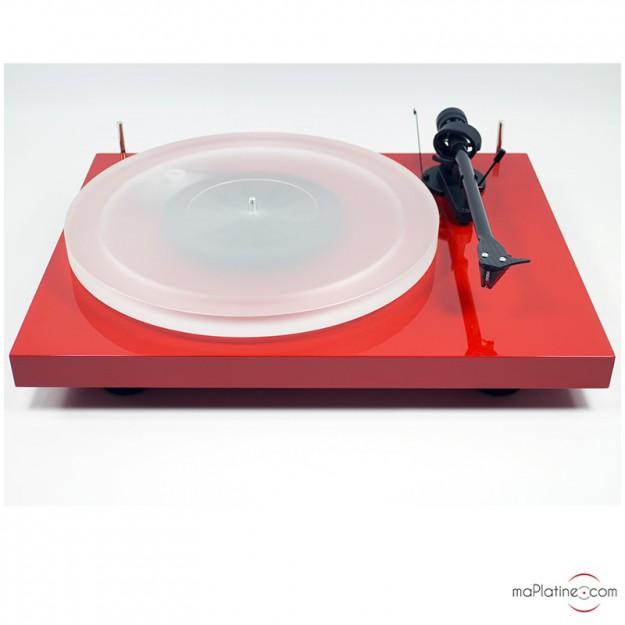Platine vinyle Pro-Ject Debut Carbon Esprit Red d'occasion