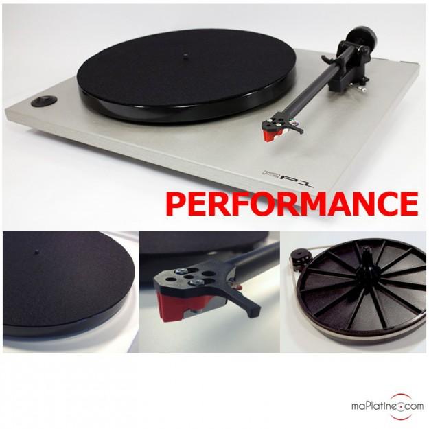 Platine Vinyle REGA RP1 Performance Pack