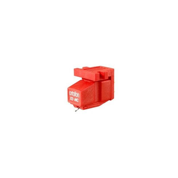 Cellule Hi-Fi MC Haut Niveau Ortofon X5-MC
