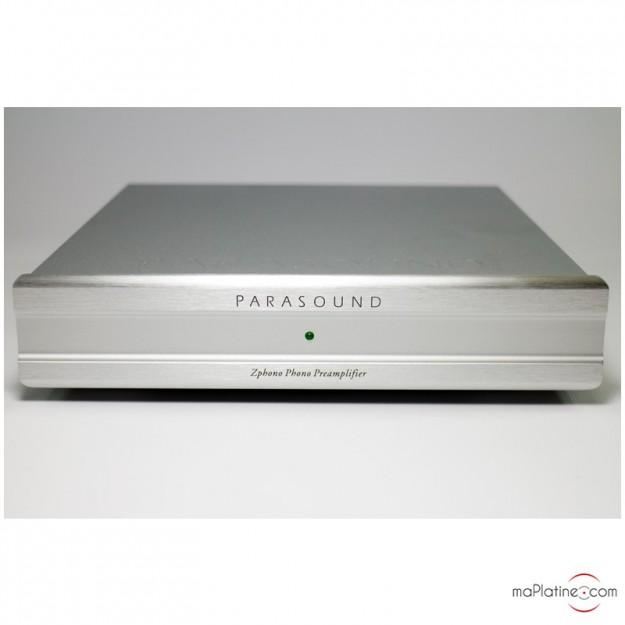 Préamplificateur phono Parasound ZPhono V2