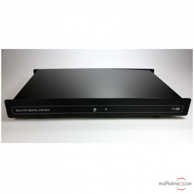 Préamplificateur phono Sutherland PH3D