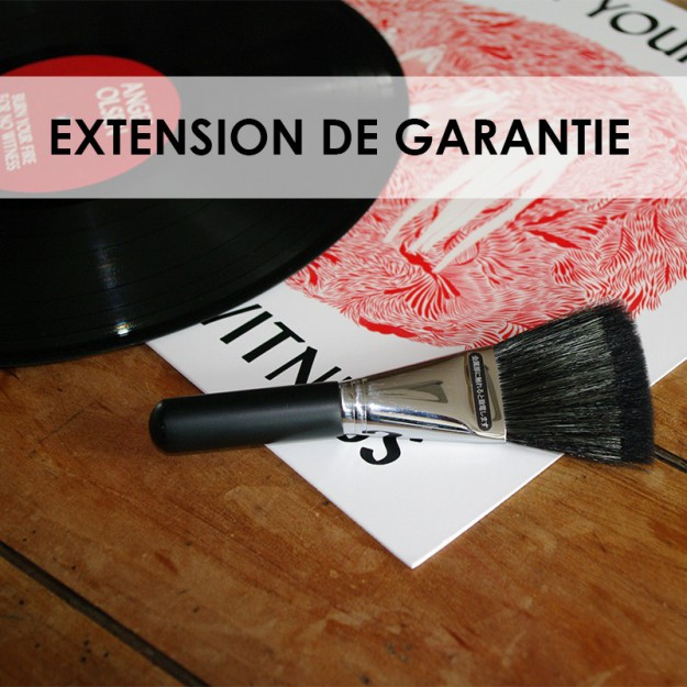 Extension de garantie maPlatine.com