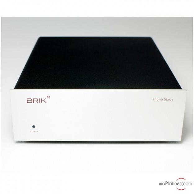 Préamplificateur phono MM/MC Brik Phono STAGE