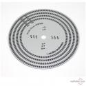 Disque Stroboscopique Audio Technica AT 6180