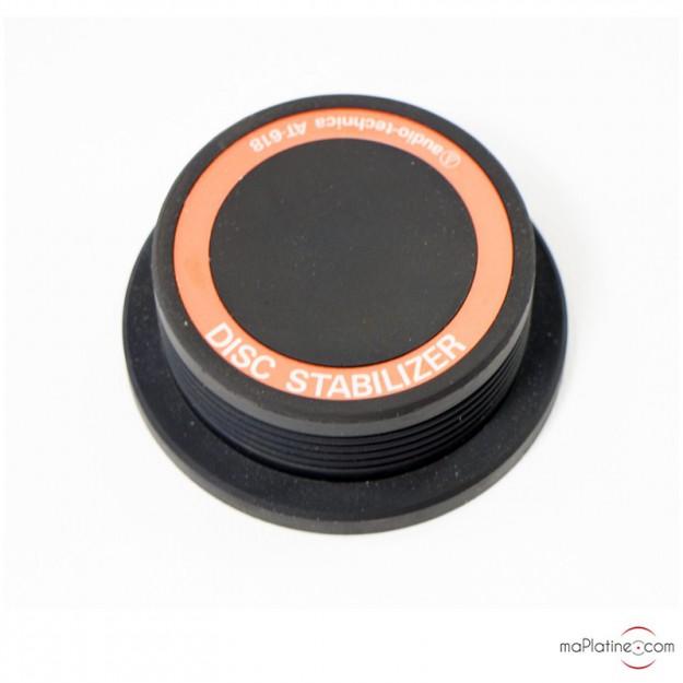 Palet presseur Audio Technica Stabilizer AT 618